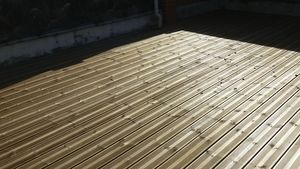 Photo de terrasse bois à Lille