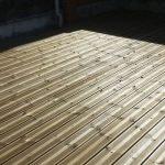 Rénovation de terrasse en bois à Lille